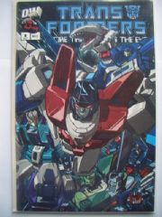 Transformers More Than Meets The Eye Guidebook #6 2003